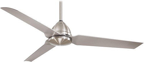 <strong>Minka-Aire F753-BNW Outdoor Ceiling Fan with Remote Control</strong>