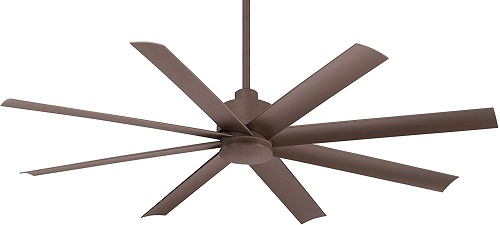 <strong>Minka Aire F888 ORB Slipstream Ceiling Fan With Light</strong>