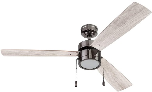 Portage Bay 51453 Madrona Ceiling Fan with Light Under $60