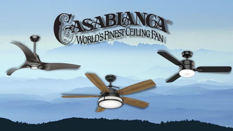 Best Casablanca Ceiling Fans