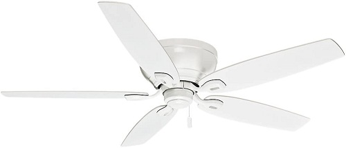 <strong><strong>Casablanca Durant Indoor Low Profile Ceiling Fan with Pull Chain</strong></strong>