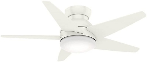 <strong><strong>Casablanca Fan Company Isotope Ceiling Fan with Light with Wall Control</strong></strong>